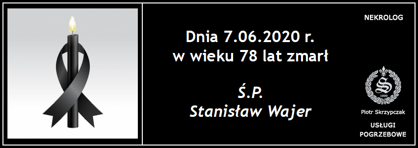 You are currently viewing Wajer Stanisław