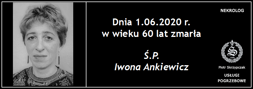 You are currently viewing Iwona Ankiewicz