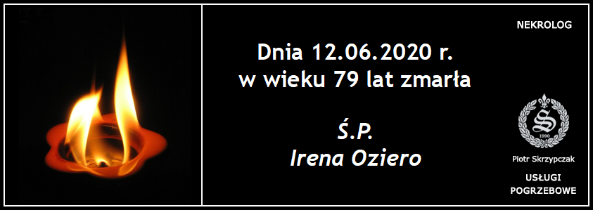 You are currently viewing Irena Oziero