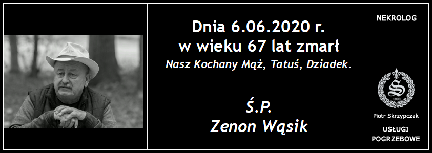 You are currently viewing Zenon Wąsik
