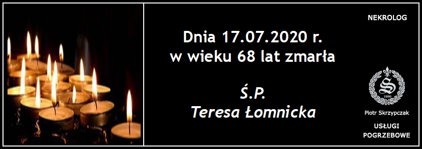 You are currently viewing Teresa Łomnicka