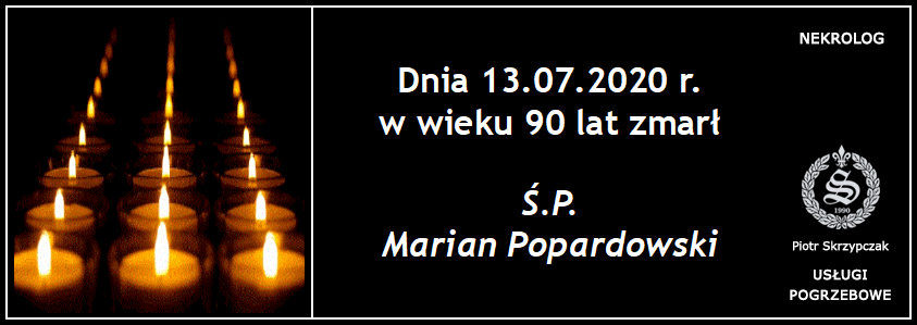 You are currently viewing Marian Popardowski