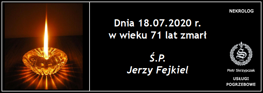 You are currently viewing Jerzy Fejkiel